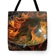 Hot Raku Tote Bag