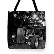 Hot Rod - Ford Model A Tote Bag