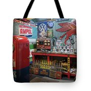 Hot Rod Garage 2 Tote Bag