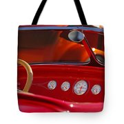 Hot Rods Tote Bag