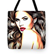 Hot Sexy Baby 14 Tote Bag
