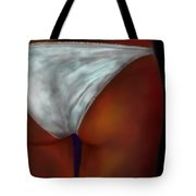 Hot Silk Tote Bag