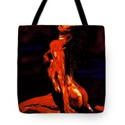 Hot Skin Tote Bag