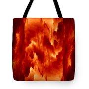 Hot Space Tote Bag