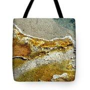 Hot Springs Runoff Tote Bag