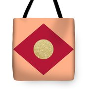 Hot Summer Explosion Tote Bag