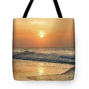 Hot Summer Sun Tote Bag