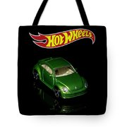 Hot Wheels 2012 Volkswagen Beetle Tote Bag by James Sage