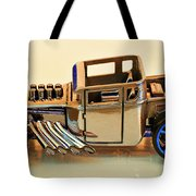 Hot Wheels Bone Shaker Hotwheels Tote Bag