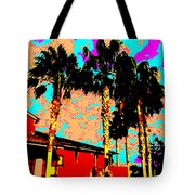 Hot Winter Tote Bag by Eikoni Images