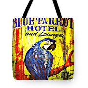 Hotel Art Tote Bag