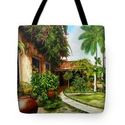 Hotel Camaguey Tote Bag