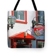 Hotel Cavalier Du Moulin  6373 Tote Bag