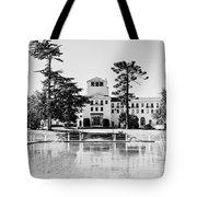 Hotel Del Monte - Bw Tote Bag