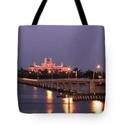 Hotel Don Cesar The Pink Palace St Petes Beach Florida Tote Bag