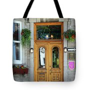 Hotel Ermitage Quebec City  6526 Tote Bag