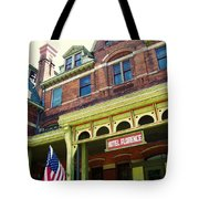 Hotel Florence Pullman National Monument Tote Bag