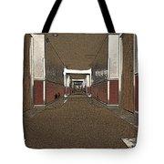 Hotel Hallway. Tote Bag