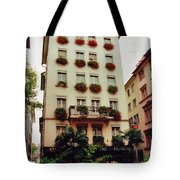 Hotel In Down Town Zurich Switzerland Tote Bag