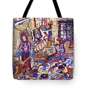 Hotel Costes Tote Bag