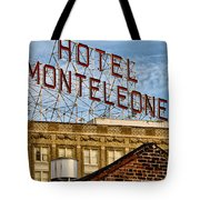 Hotel Monteleone - New Orleans Tote Bag