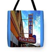 Hotel Motel Tote Bag