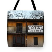 Hotel Mud Bug Paramount Ranch Tote Bag