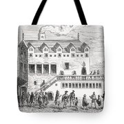 Hotel Of The Chamber Of Accounts In The Tote Bag