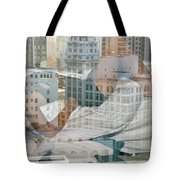 Hotel Phelan Reflection Tote Bag