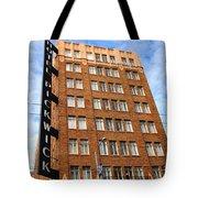 Hotel Pickwick - San Francisco Tote Bag