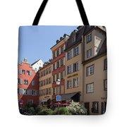 Hotel Suisse Strasbourg France Tote Bag