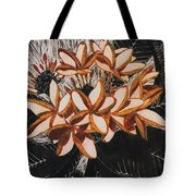 Hothouse Flowers Tote Bag