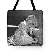 Houdini's Angel Tote Bag by Robbie Masso