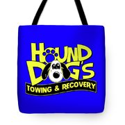 Hound Dogs Tote Bag