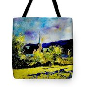 Hour Village Belgium Tote Bag