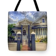 House # 22 Tote Bag