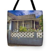 House # 5 Tote Bag