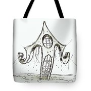 House  2 Tote Bag