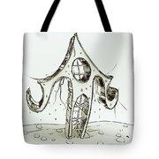 House 3 Tote Bag