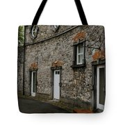 House And Street In Kilkenny Tote Bag