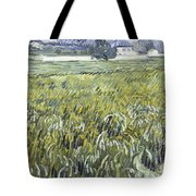 House At Auvers Tote Bag