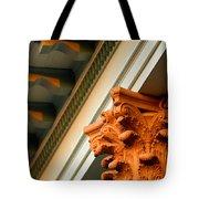 House Column Tote Bag