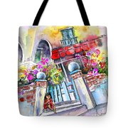 House Entrance In Garrucha Tote Bag