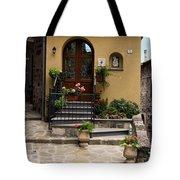 House Entrance  Tote Bag