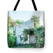 House In The Forest Tote Bag