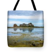 House In The Middle Tote Bag