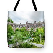 House N, House O And House P At Duke University Tote Bag