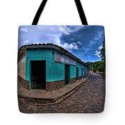 House Of Altagracia De Orituco Tote Bag
