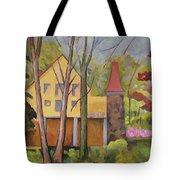 House Of Clara Barton Tote Bag