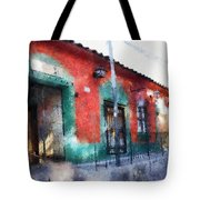 House Of El Hatillo Tote Bag